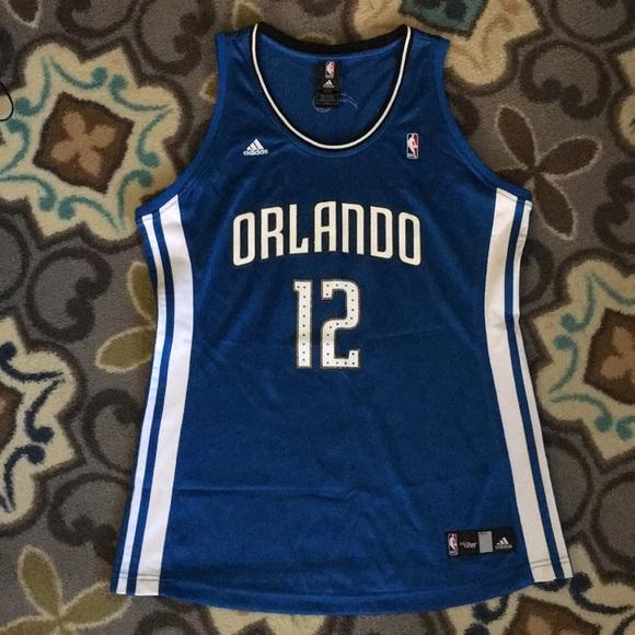more photos de40a 8f32b Adidas Orlando Magic Throwback Jersey